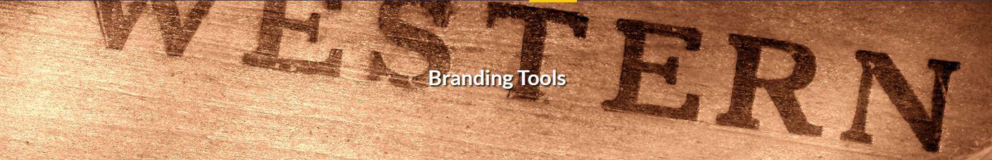 Branding Irons - Electric