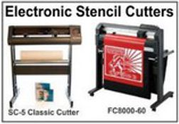 Electronic Stencil Cutters - Plotters
