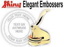 Elegant Embossing Seals