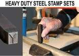Heavy Duty Steel Stamp Sets