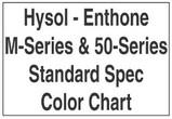 Enthone Ink Standard Colors