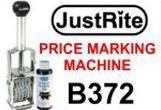 Price Marker, Self Inking 5 Band Price Marking Machine