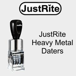 Justrite Heavy Duty Daters