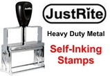 Justrite PL Heavy Duty Stamps