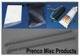 Prenco Ink and Misc. Parts