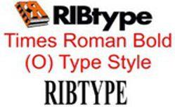 TIMES ROMAN (O) RIBtype