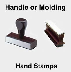 Rubber Stamps - Small