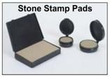 Stone Stamp Pads