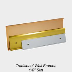 Traditional Wall Frames 1/8