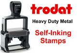 Trodat Heavy Duty Stamp