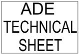 ADE Epoxy Ink Technical Sheet