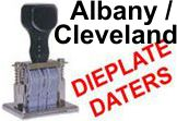 Albany Die Plate Daters