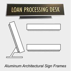 Aluminum Architectural Frames