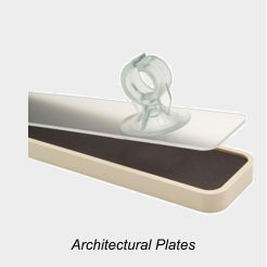 Architectural Insert Plates