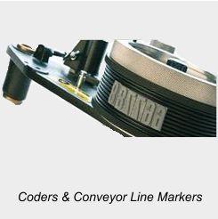 Coders, Conveyor Marking & Speed Rollers