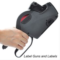 Price Marking Gun and Labels