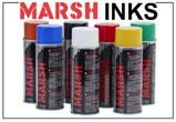 Aerosol Stencil Ink
