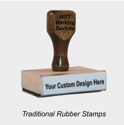 Rubber Stamps - Custom