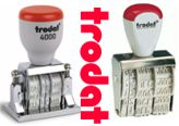 Trodat Hand Stamp Daters