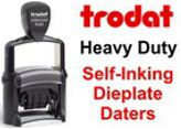 Trodat Self-Inking Daters