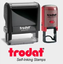 Trodat Printy Self-Inking Stamps