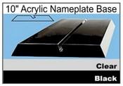 Acrylic Plexi Base