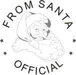 Custom From Santa Embosser