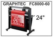 """Graphtec FC8000-60  24"""" Plotter / Cutter"""