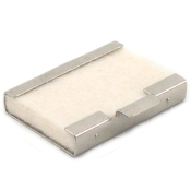 Justrite B372 Replacement Ink Pad B372 MMC JUSTRITE REPLACEMENT STAMP PAD #B372