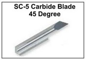 Diagraph SC-5 Carbide Blade, 60 Degree