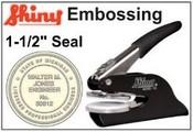 Embossing Desk Seal