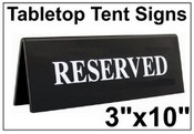"""No Soliciting - 3"""" x 10"""" Engraved Table Top Tent Sign 3"""" x 8"""" Table Top Tent Sign No Soliciting Table Top Tent Sign 2"""" x 8"""" Engraved Table Top Tent Sign 2"""" x 6"""" Engraved Table Top Tent Sign Tent Signs Table Top Tent Sign"""