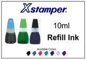 Xstamper Refill Ink - 10ml Bottle