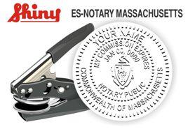 Massachusetts Notary Embosser Massachusetts State Notary Public Massachusetts Notary Public Embossing Seal Notary Public Embossing Seal Notary Public Seal