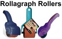 Rollagraph Self-Inking Rollers