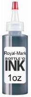 Royal-Mark Pre-Inked Stamp Oil-Base Ink
